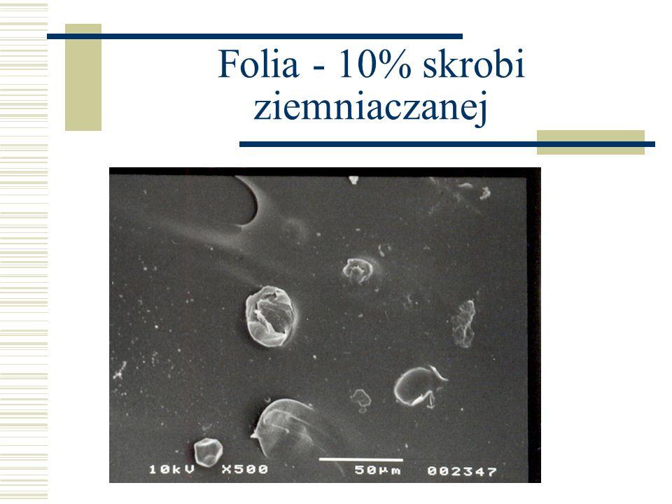 Folia - 10% skrobi ziemniaczanej
