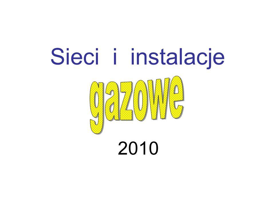 Sieci i instalacje 2010