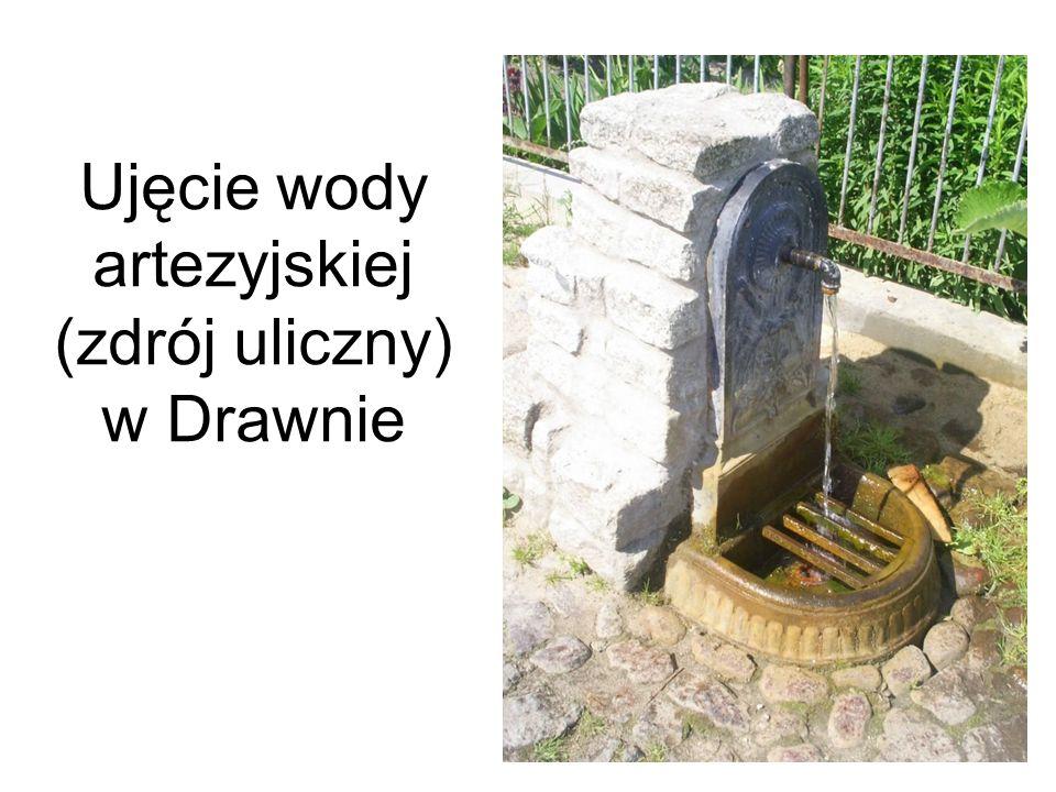 Ujęcie wody ze studni kopanej uszczelnienie pow.