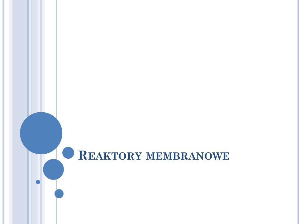 R EAKTORY MEMBRANOWE