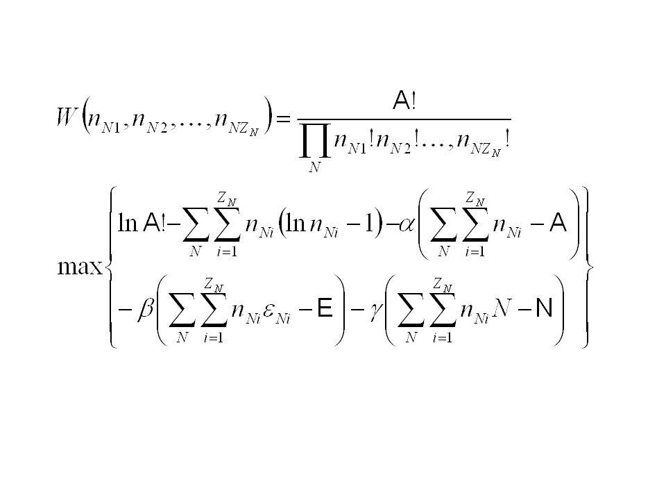 Charakterystyczna funkcja termodynamiczna