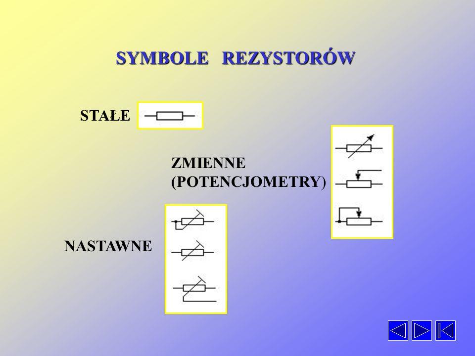 Rezystory drutowe (symbol: RDL) są wykonane z drutu stopowego (manganin, konstantan, tanthal, nikielina) nawiniętego na ceramiczny wałek lub rurkę w p