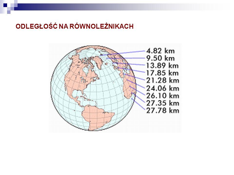 Izolinie zniekształceń elementarnych [cm/km] w układzie PUK 2000 (odwzorowanie analityczne wiernokątne), © INFOPRO S.A.