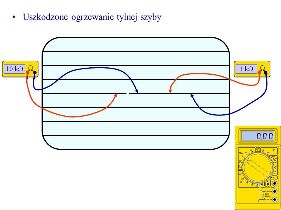 Natężenie prądu płynącego przez przewodnik jest zawsze wprost proporcjonalne do różnicy potencjałów przyłożonej do przewodnika.