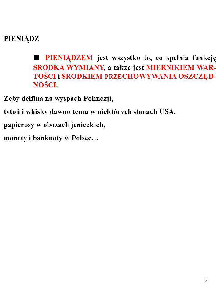 55 Wycinek bilansu Bank of Hypothetia, luty 2008 AKTYWAPASYWA 1.11000+9001000+900 1.2 1.3 2.1 2.2 2.3 3.1 Źródło: Hypothetian Banking, nr 3, 2008 r., s.