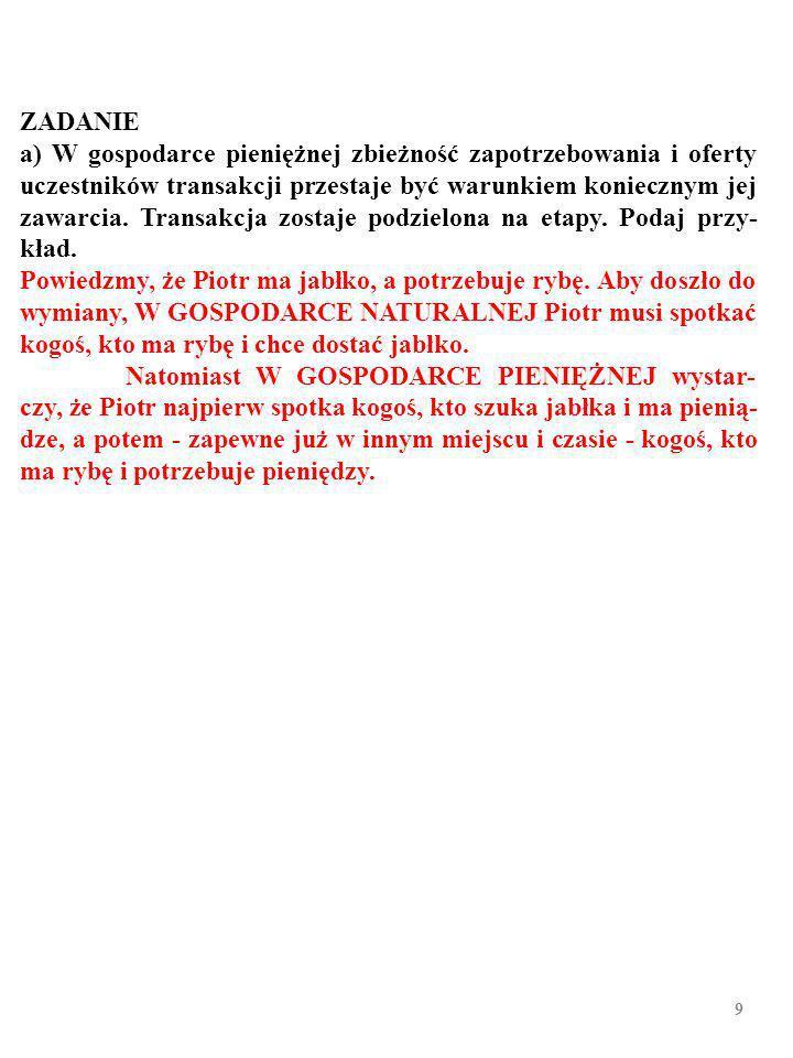 109 Ta TEORIA STOPY PROCENTOWEJ, KTÓRA ZALEŻY OD PREFERENCJI PŁYNNOŚCI (ang.