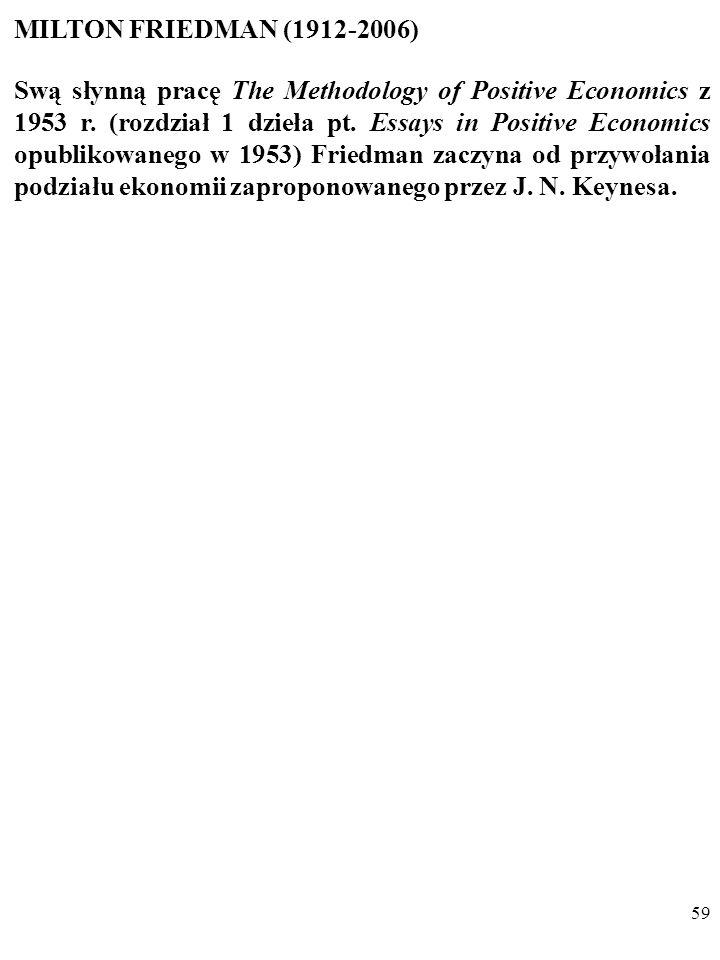 58 DYGRESJA CD. Oczywisty i nie związany z postulatem Wertfreiheit (pol. wol- ność od wartości) był dla Webera również ten fakt, że: 3. Socjologia i e