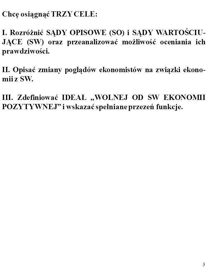 Bogusław Czarny podstawyekonomii@gmail.compodstawyekonomii@gmail.com EKONOMIA JAKO NAUKA EMPIRYCZNA - WYBRANE PROBLEMY Wykorzystuję m. in. prace: 1. M
