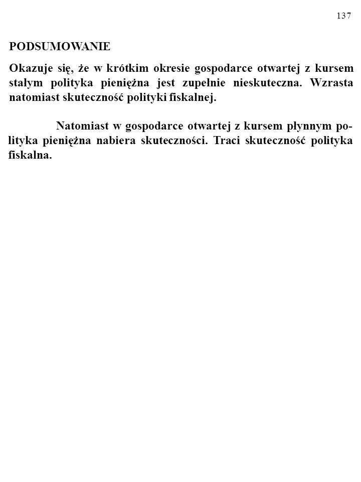 136 Restrykcyjna polityka fiskalna.YAENXCFCF MYAE NT G PL D r i