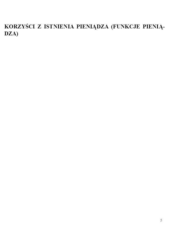 35 MNOŻNIK KREACJI PIENIĄDZA to liczba, która in- formuje, o ile – ceteris paribus – MOŻE * wzrosnąć podaż pieniądza M 1 pod wpływem zwiększenia się podaży pien- niądza M 0 o ΔM 0.