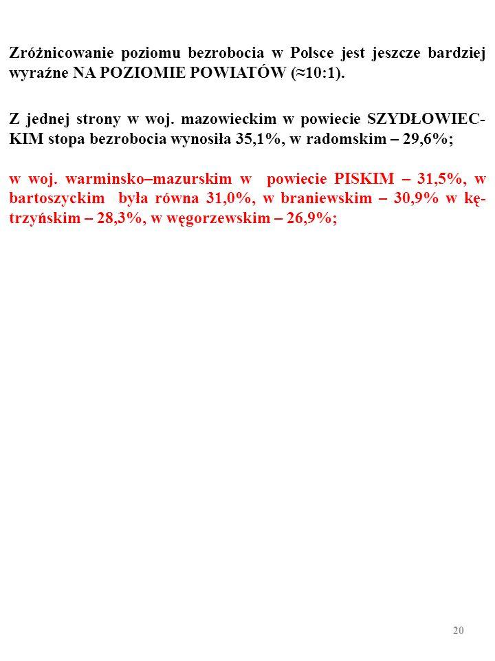 Serwis internetowy Miejski ego Ośrodka Pomocy Społecznej w Szydłowcu: Na terenie miasta i gminy Szydłowiec marazm, bezradność, brak motywacji, pesymiz