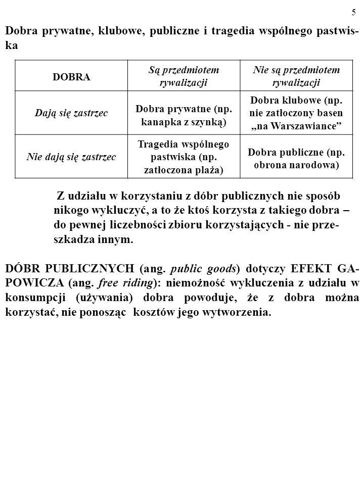 45 1.ASYMETRYCZNY ROZKŁAD INFORMACJI (ang. asymmetric information) (np.