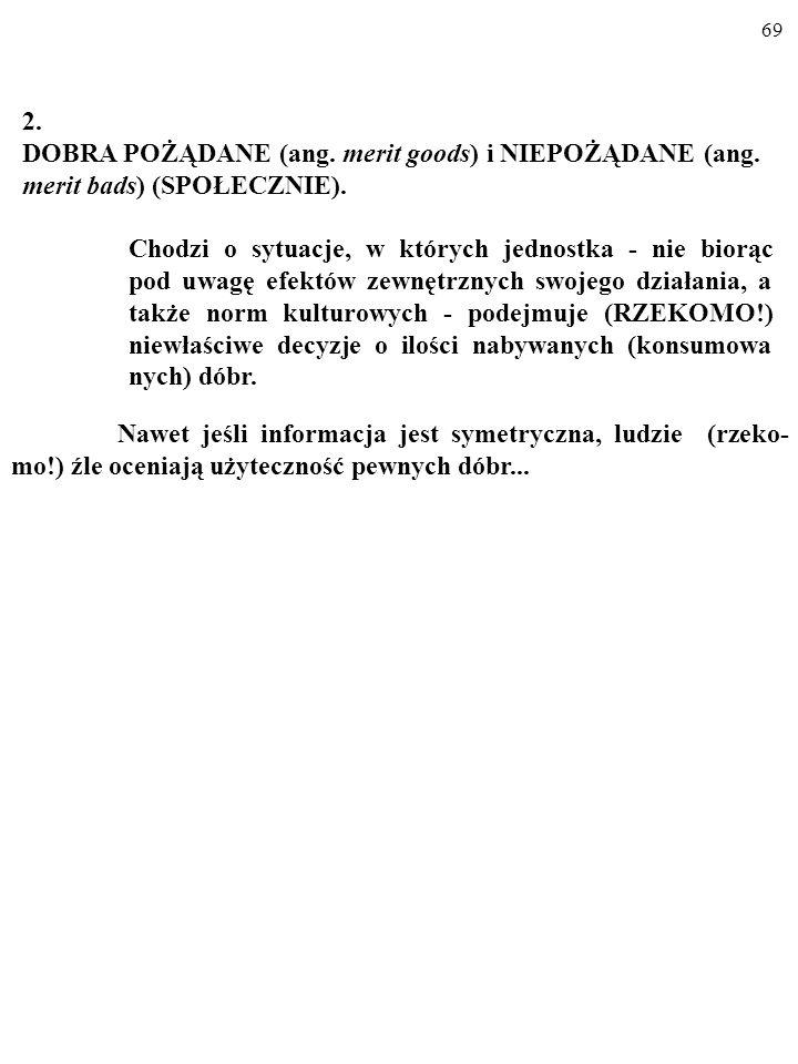 68 FORMY INTERWENCJI PAŃSTWA: - Udostępnianie informacji. -Ustawy o gwarancjach. - Ustawy o rekompensowaniu szkód powodowanych cechami produktu. - Prz