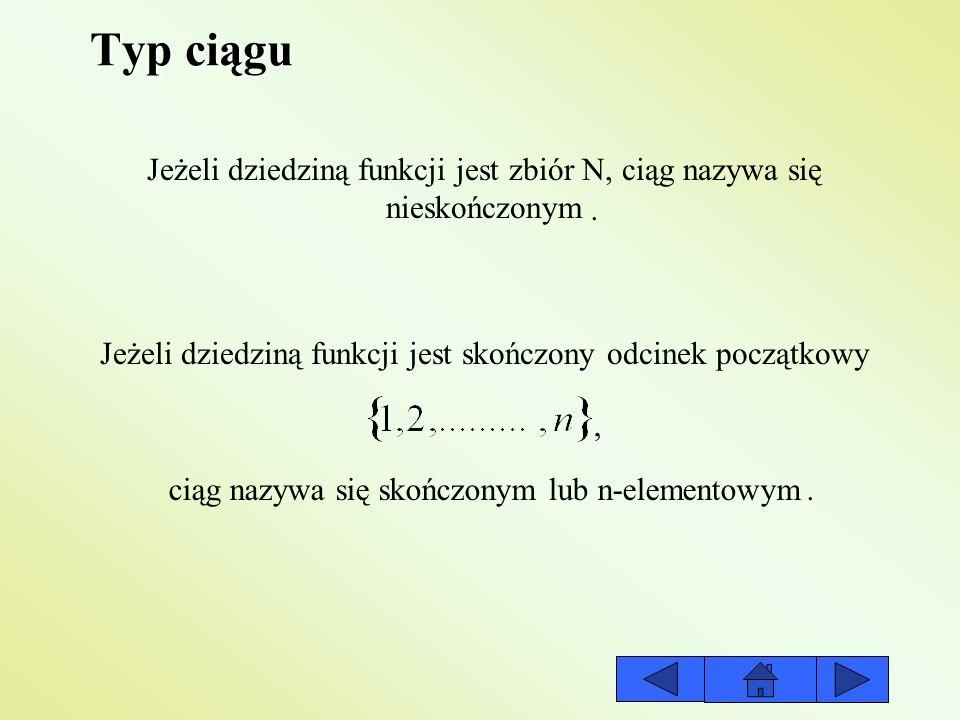 Wybrane twierdzenia o granicy ciągu Jeżeliito:,,,dla.,