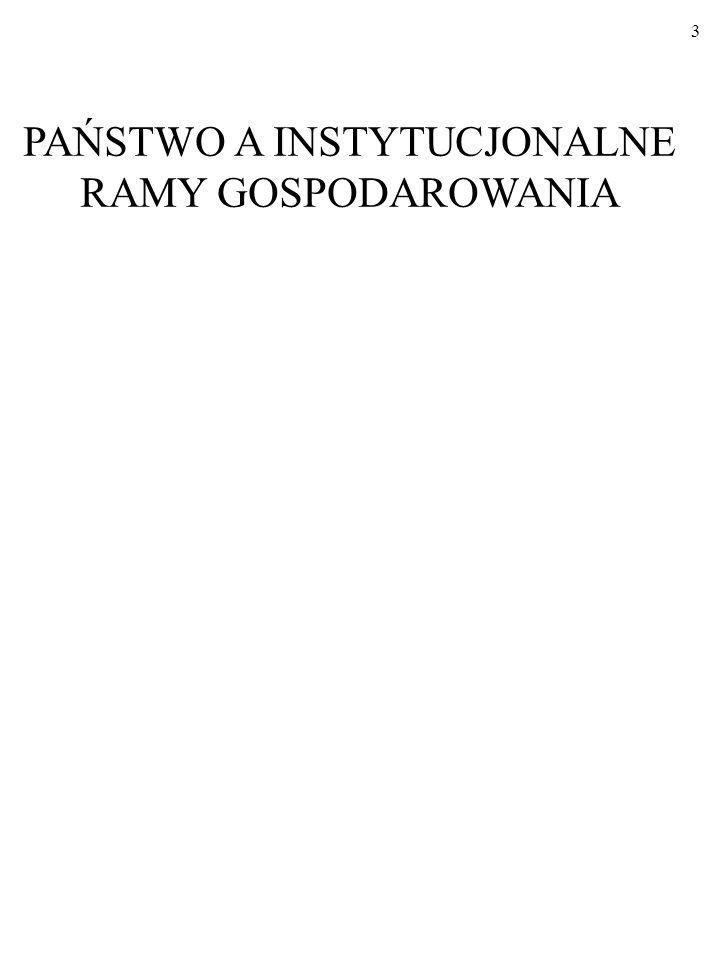 2 Bogusław Czarny KSAP –NBP 2012 P O L I T Y K A G O S P O D A R C Z A I. PLAN ZAJĘĆ 1. Cele państwa w gospodarce (efektywność i sprawiedliwość). 2. O