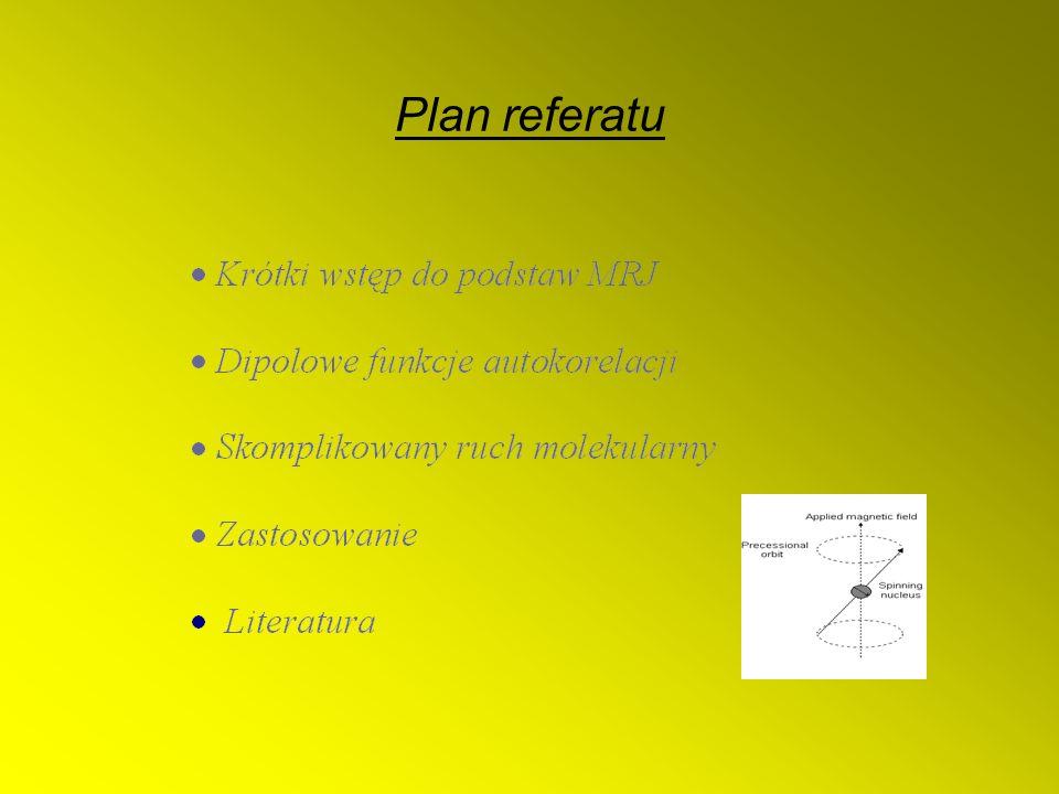 Plan referatu