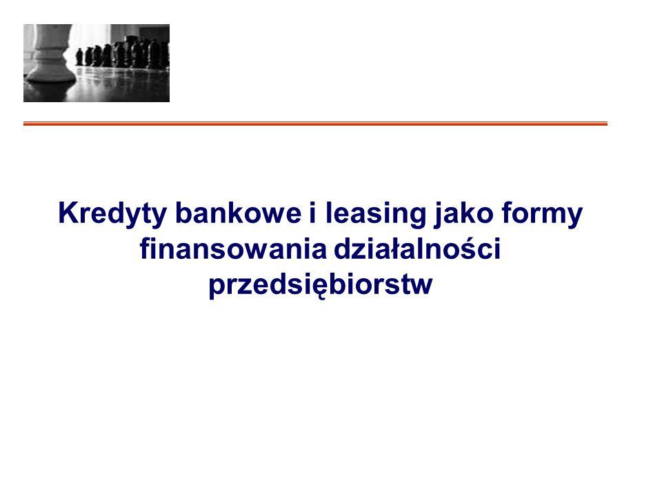 4 Kredyty krótkoterminowe (1) Kredyt w rachunku bieżącym (2) Kredyt obrotowy w rachunku bieżącym (3) Kredyt kasowy w rachunku bieżącym (4) Kredyty w rachunku kredytowym Rodzaje kredytów w rachunku kredytowym -Kredyt celowy - na pokrycie zobowiązań -Kredyt sezonowy - linia kredytowa -Kasowy