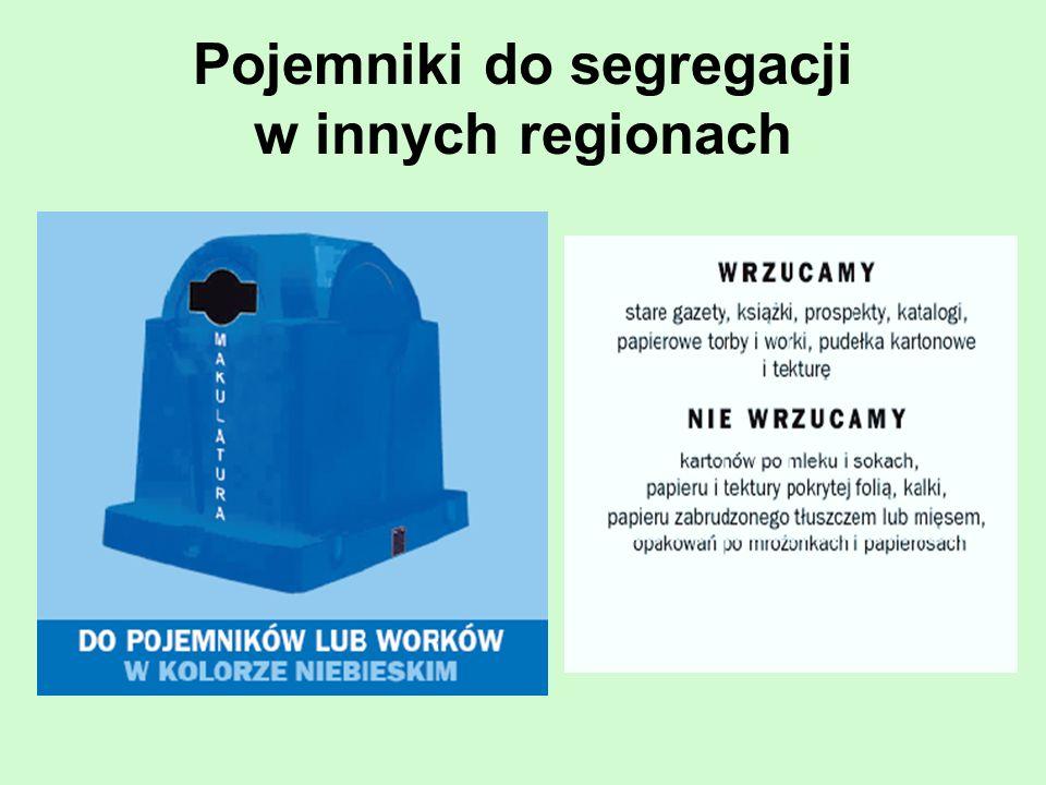 Znaki ekologiczne Znaki znajdujące się na opakowaniach ułatwiają dokonanie właściwego zakwalifikowania odpadu do segregacji.