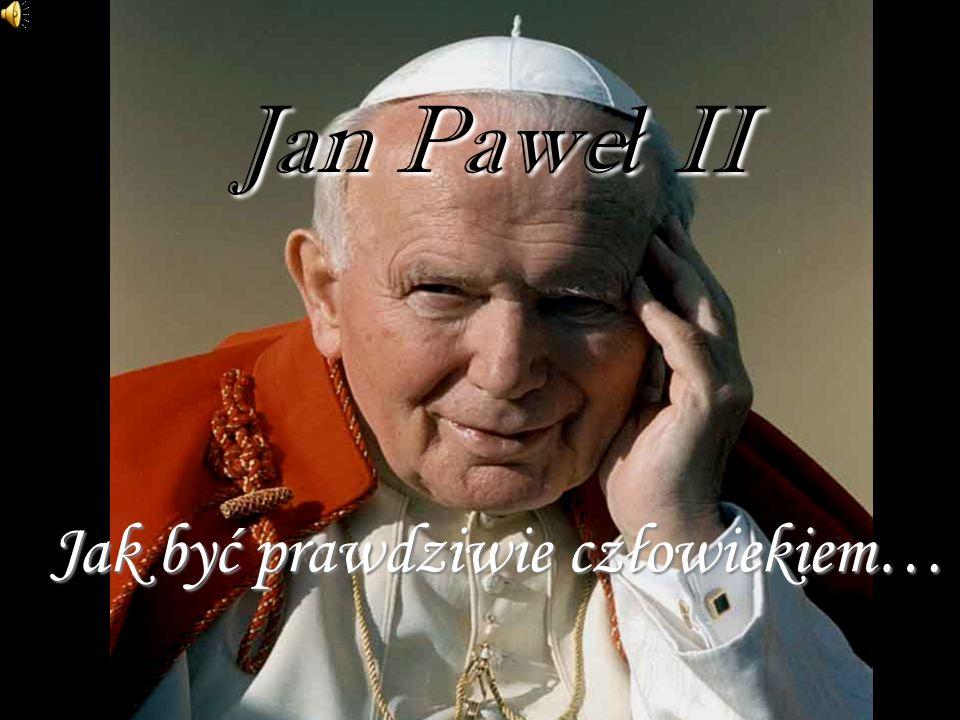Jan Paweł II 18.05.1920-2.04.2005r.