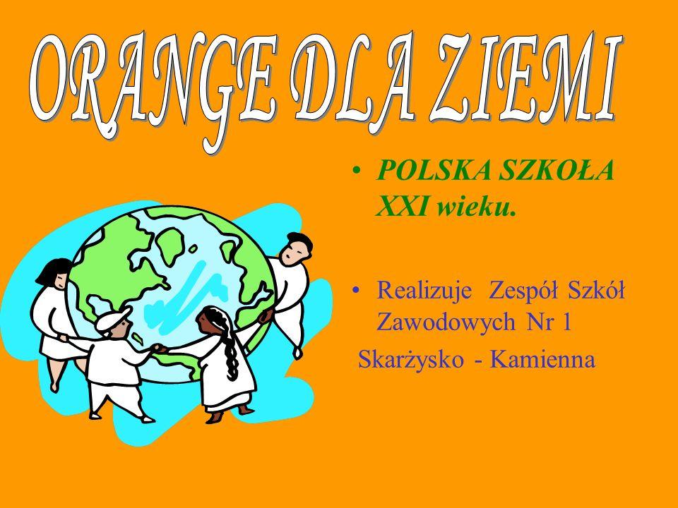 POLSKA SZKOŁA XXI wieku Projekt III region/kraj