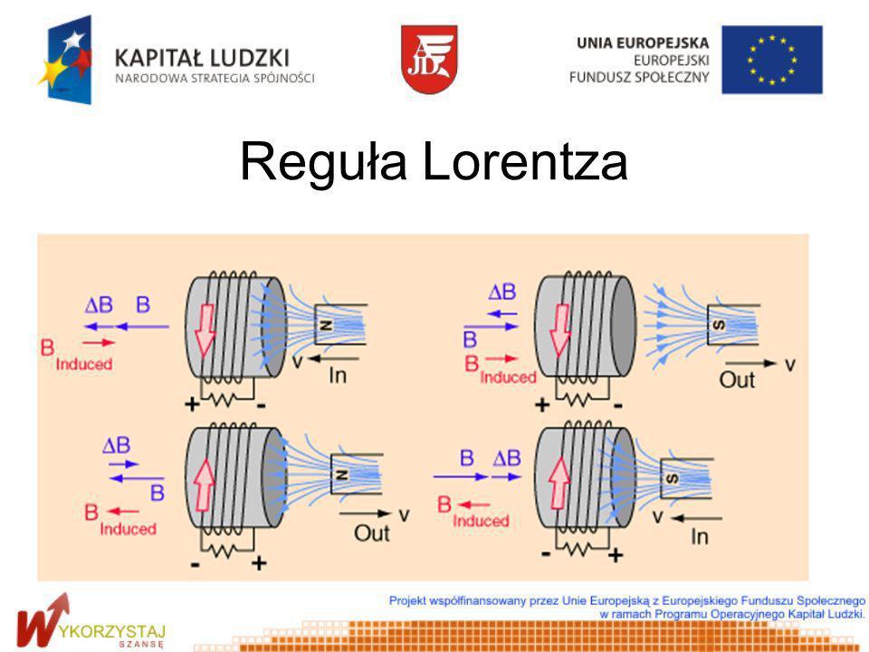 Reguła Lorentza