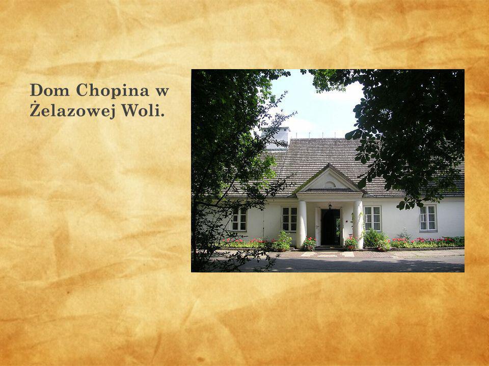 Bieżący rok (2010) jest rokiem Chopinowskim. Jest to dwusetna rocznica urodzin Fryderyka.