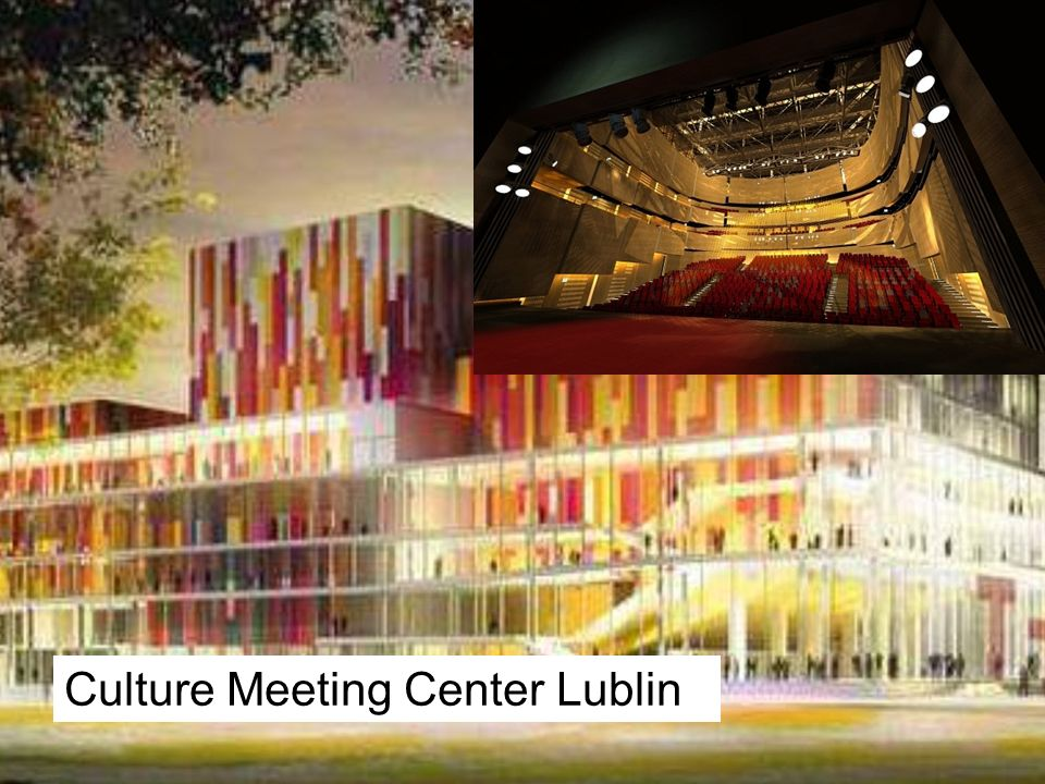 14 Culture Meeting Center Lublin