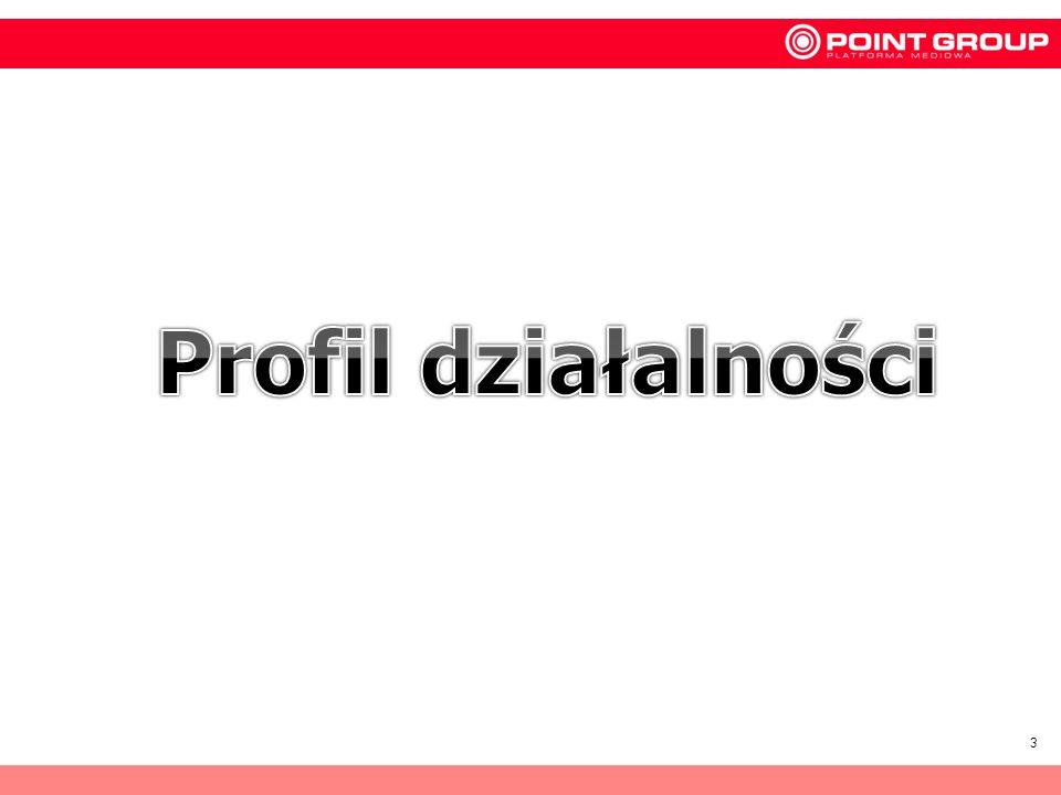 14 Polski rynek reklamowy - niskie nasycenie (0,6% PKB) w porównaniu z krajami UE15 (ok.