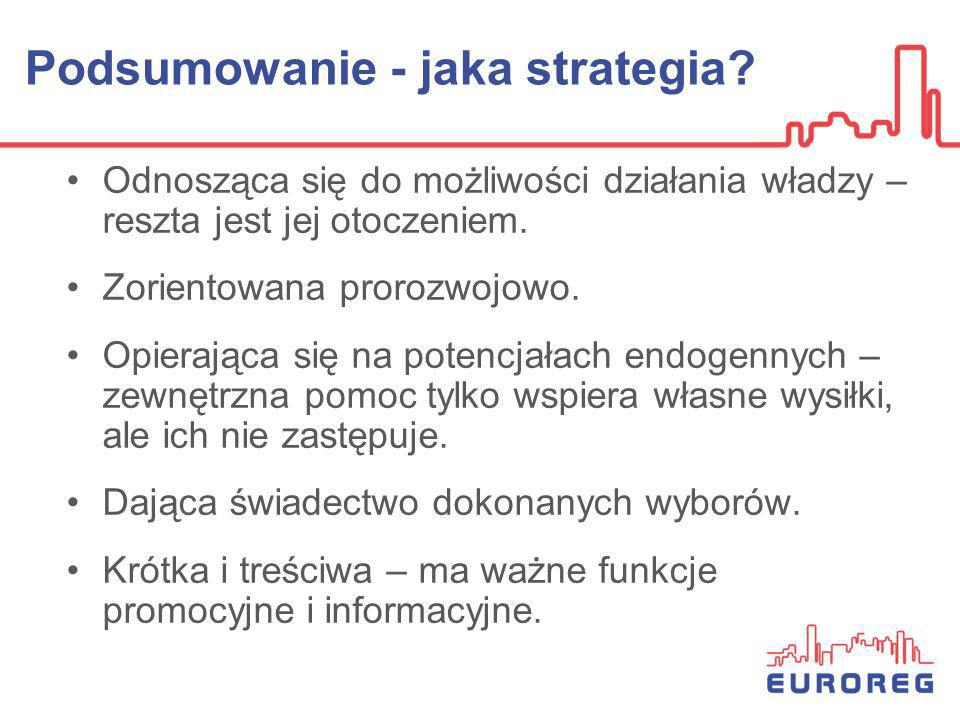 Niedoceniane potencjały rozwojowe województwa lubelskiego: –warunki naturalne, rozbudowany system obszarów chronionych, spuścizna historyczna, wielokulturowa przeszłość jako fundamenty rozwoju turystyki; –rolnictwo jako filar gospodarki; –przemysł wykorzystujący słabo wykorzystane zasoby surowców energetycznych oraz kapitał społeczny, podwyższany przez rozwinięte szkolnictwo wyższe; –handel i transport towarowy wykorzystujący atuty tranzytowego, przygranicznego położenia.