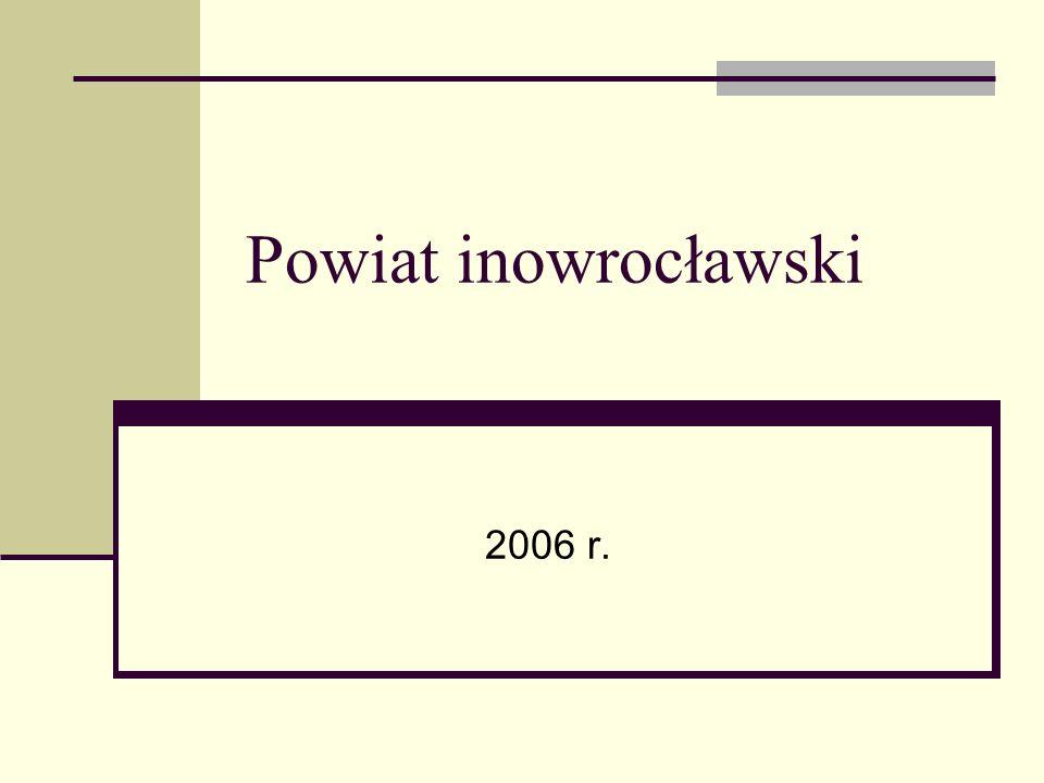 Powiat inowrocławski 2006 r.