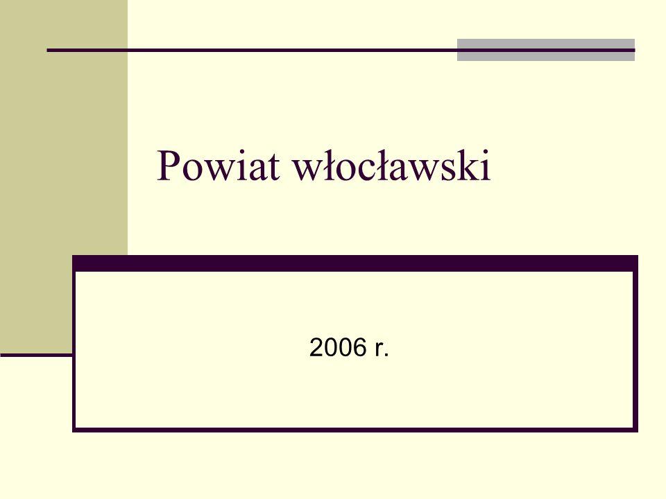 Powiat włocławski 2006 r.