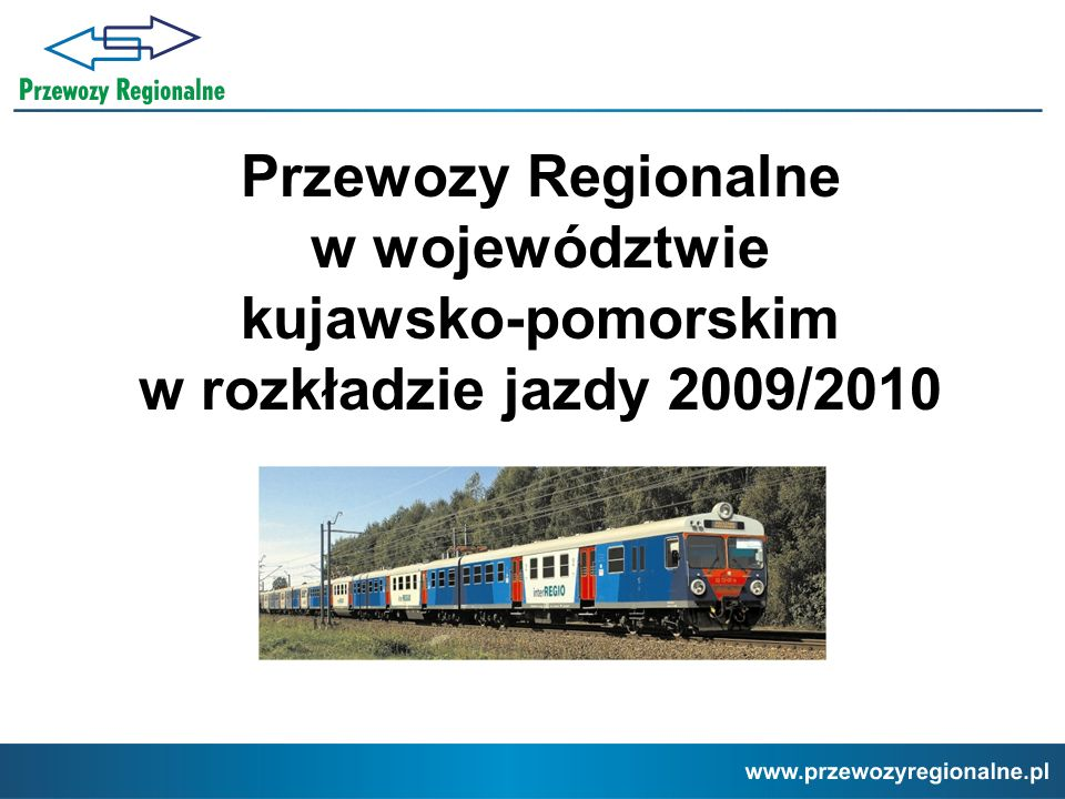 Nowe połączenia !!.Bydgoszcz Gł. – Nakło n/Not. (Bydgoszcz Gł.