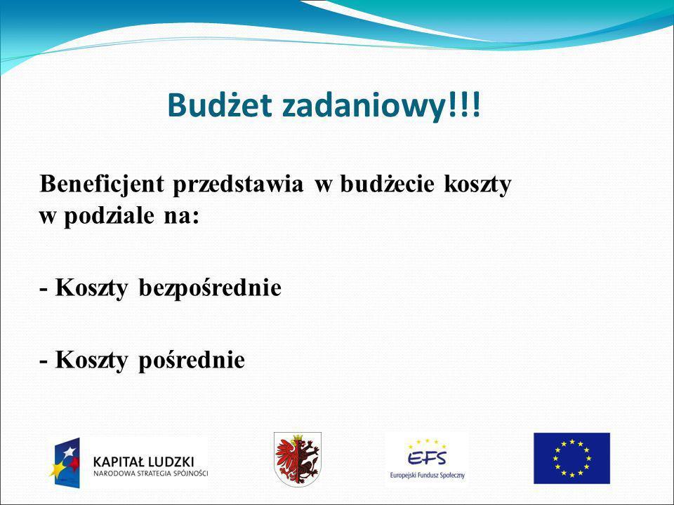 Budżet zadaniowy!!.