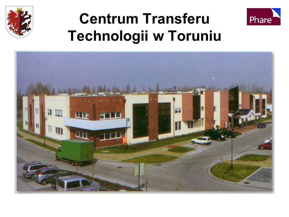 Centrum Transferu Technologii w Toruniu
