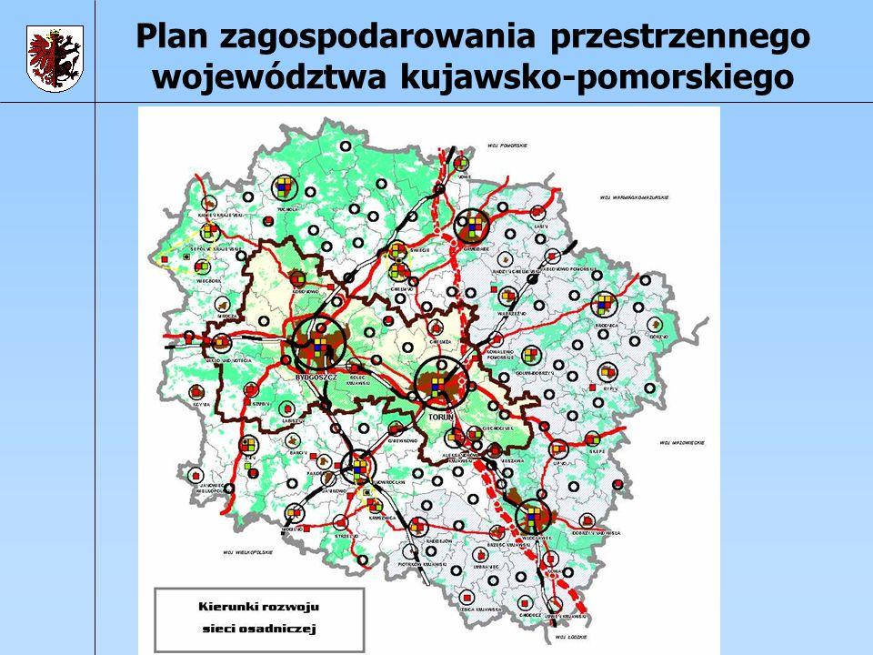 Plan zagospodarowania przestrzennego województwa kujawsko-pomorskiego