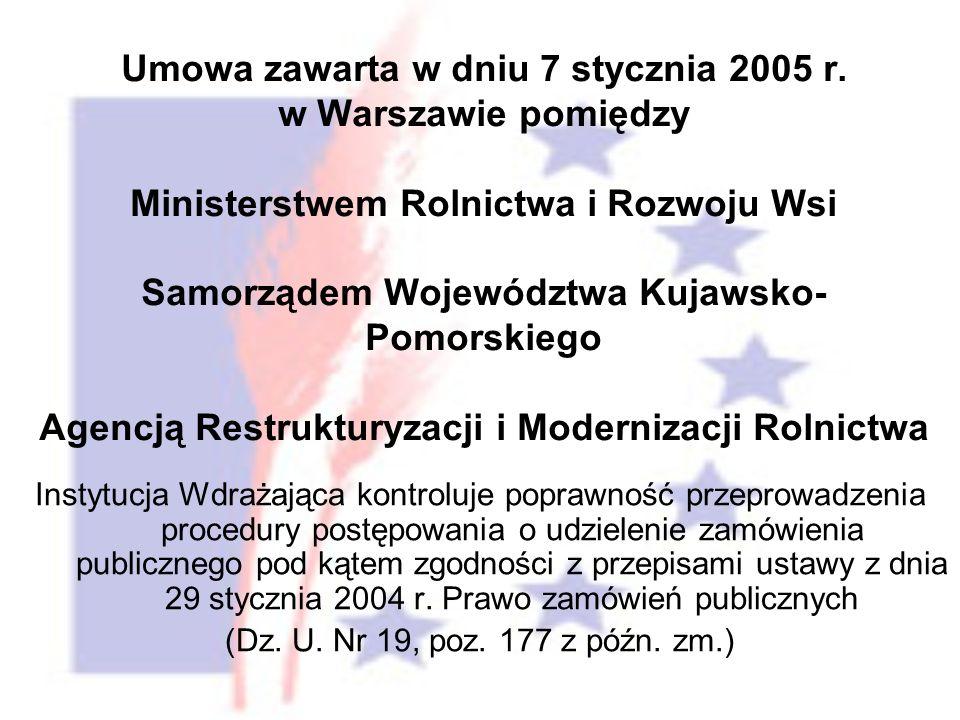 Instytucja Wdrażająca kontroluje poprawność przeprowadzenia procedury postępowania o udzielenie zamówienia publicznego pod kątem zgodności z przepisami ustawy z dnia 29 stycznia 2004 r.