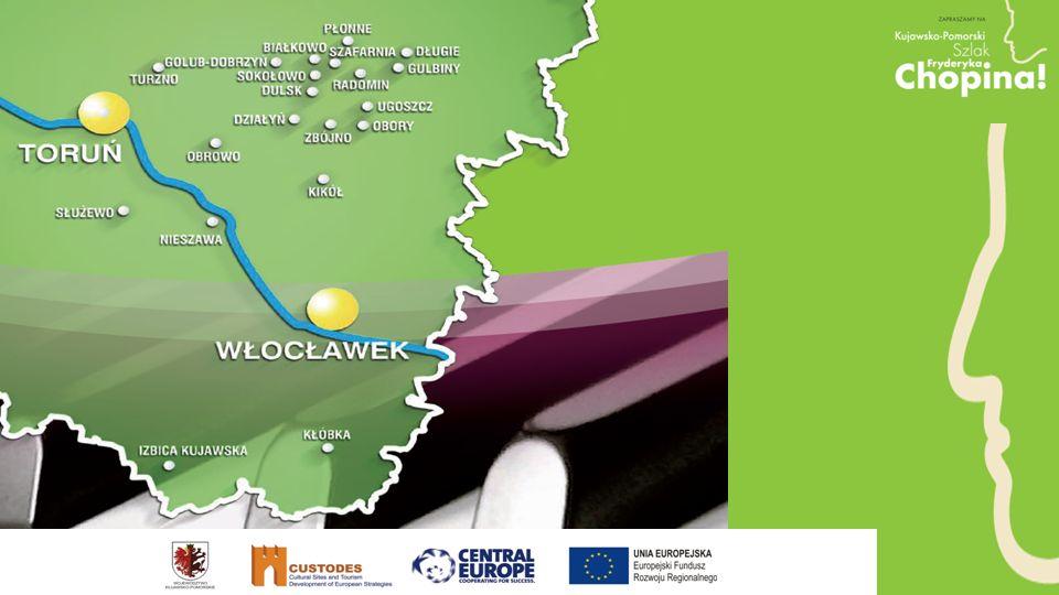 CHOPIN jako produkt turystyczny Ośrodek Chopinowski w Szafarni www.szafarnia.art.pl Muzeum Ziemi Kujawskiej i Dobrzyńskiej we Włocławku Kujawsko-Dobrzyński Park Etnograficzny w Kłóbce www.muzeum.wloclawek.pl