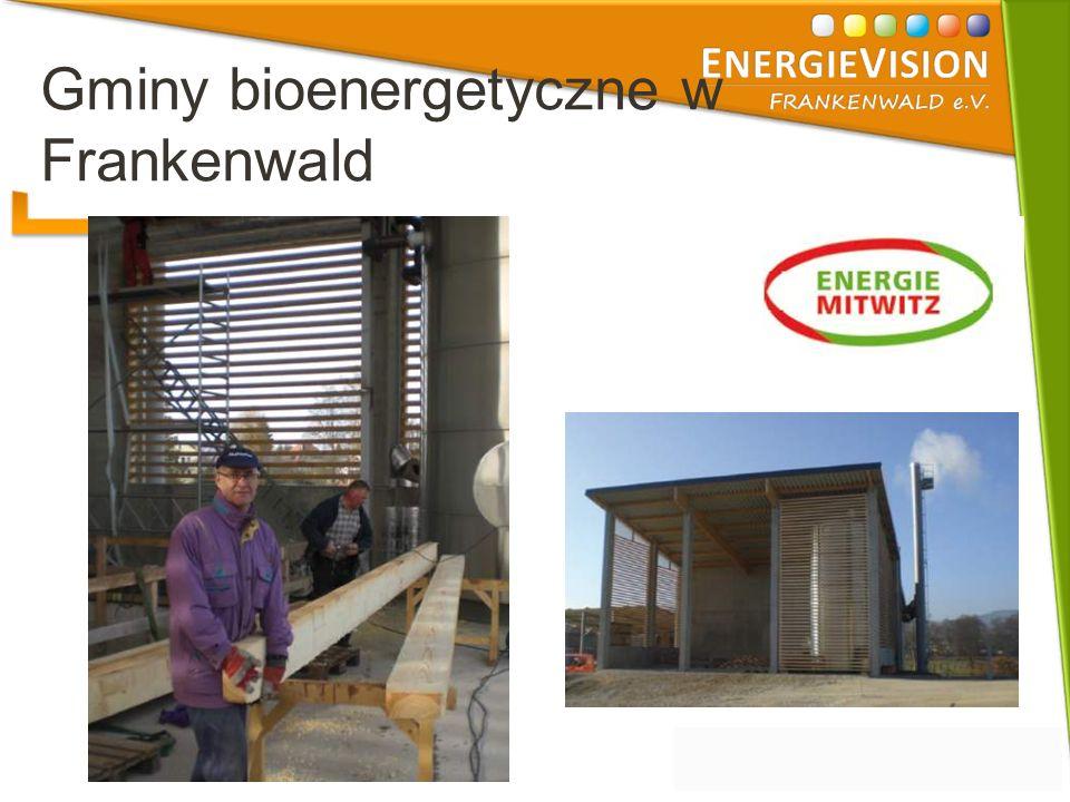 Gminy bioenergetyczne w Frankenwald