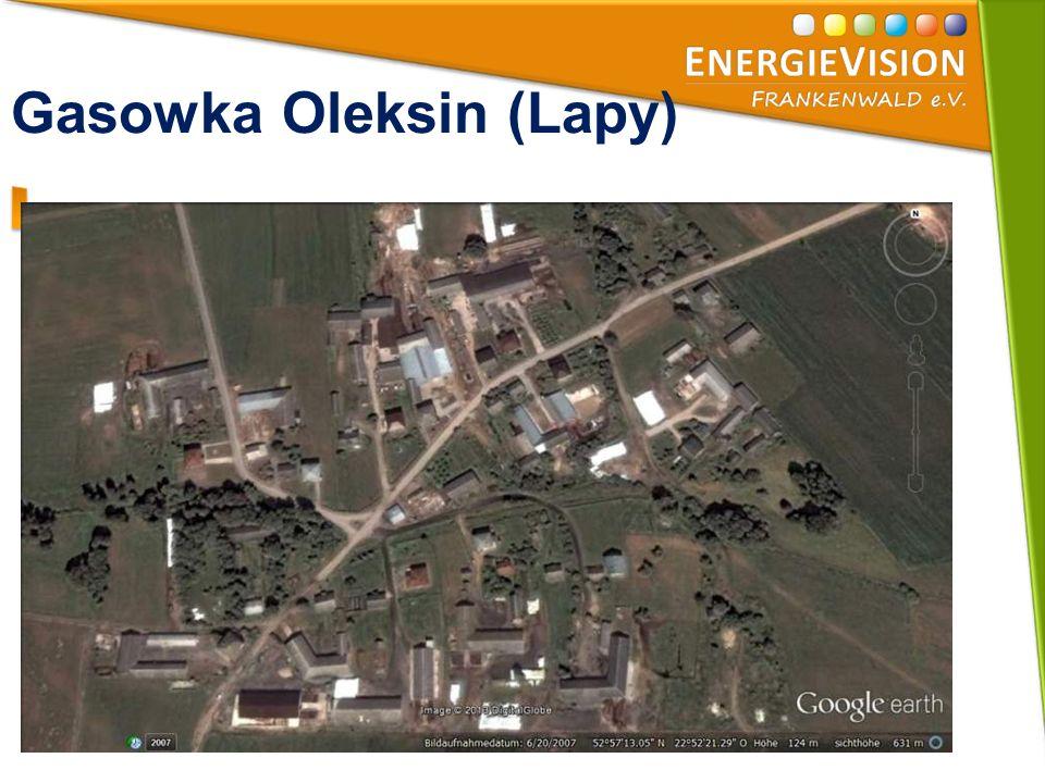 Gasowka Oleksin (Lapy)