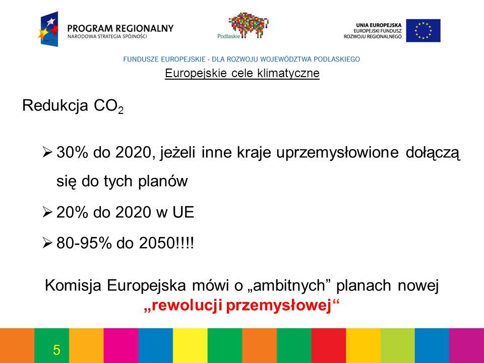 16 Punkt wyjścia w wytycznych Poprzednie cele w sektorze zostały uchylone Jeden wspólny cel (= 20% udział do 2020) dla wszystkich trzech sektorów Podstawa: Elastyczność tam działać aktywnie, gdzie najłatwiej (i najtaniej) Szczególne podejście do paliw biologicznych: UE: 10% przymusowych domieszek (dotychczas przewidziane, WSA i Parlament zapobiegły tym planom!) Niemcy: Domieszki E10/ B10