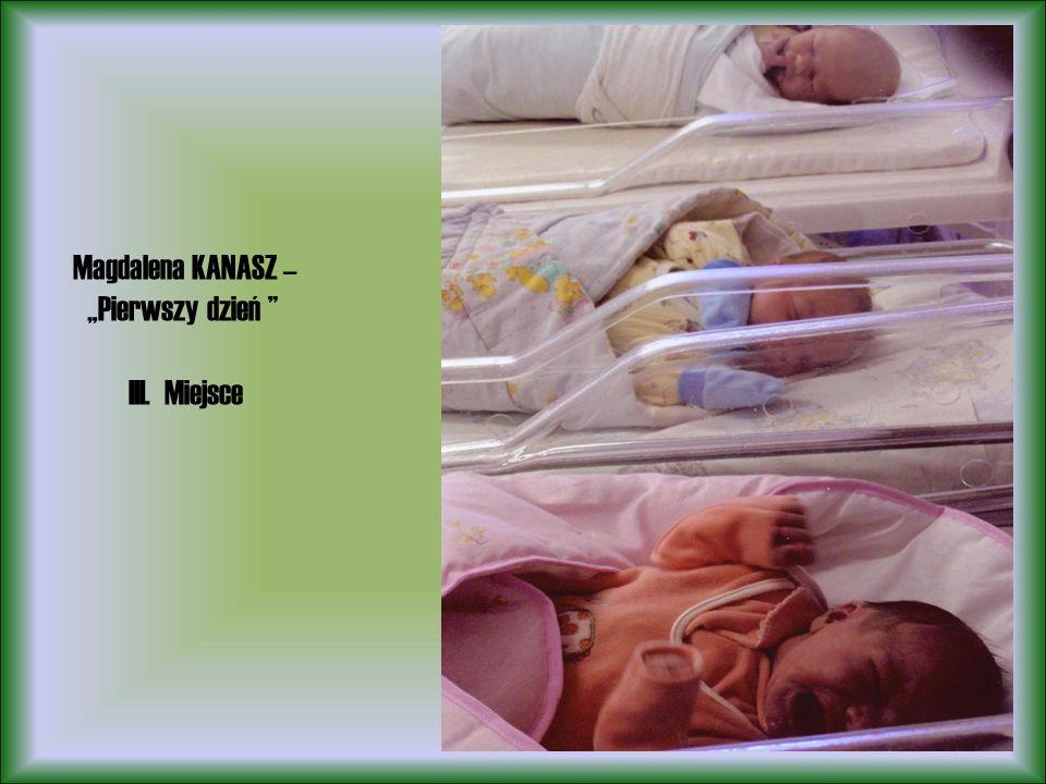 Magdalena KANASZ – Pierwszy dzień III. Miejsce