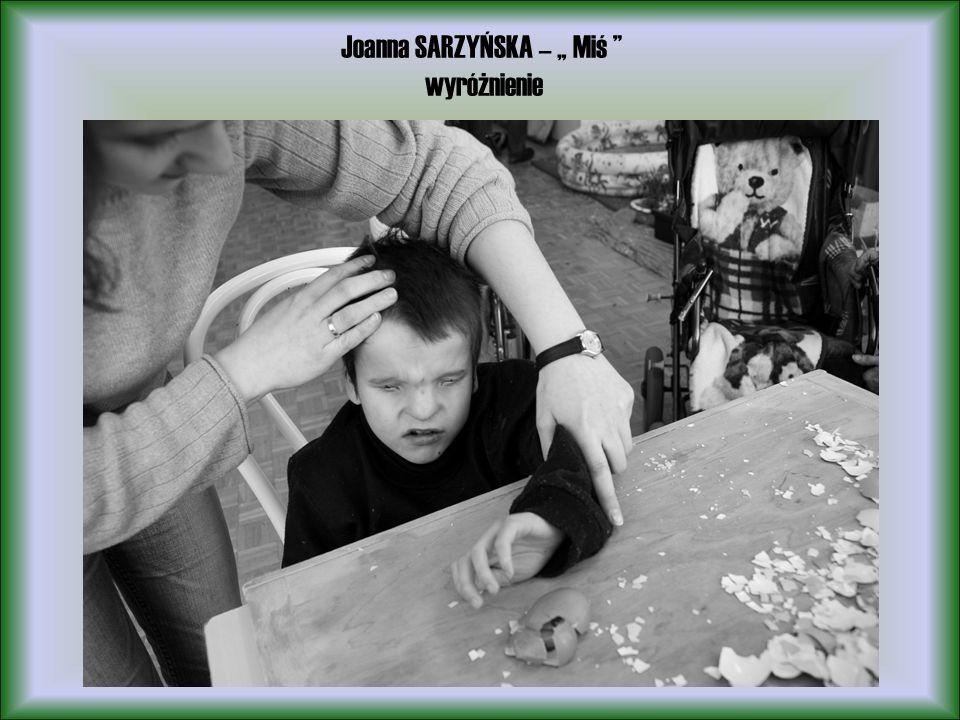 Joanna SARZYŃSKA – Miś wyróżnienie