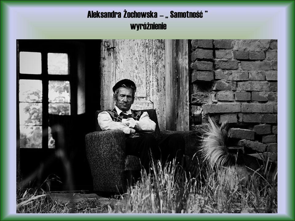 Aleksandra Żochowska – Samotność wyróżnienie