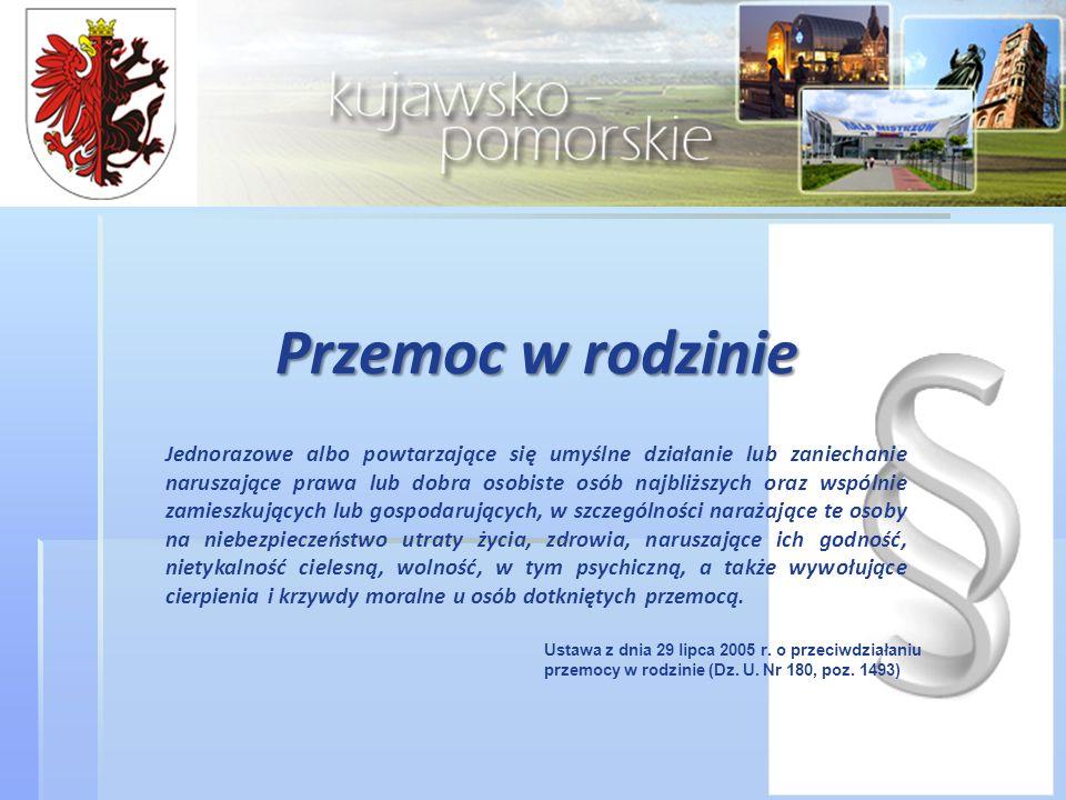 34 Sytuacja rodzin z problemem uzależnień na terenie województwa kujawsko-pomorskiego Oferowana pomoc: - spotkania edukacyjno-konsultacyjne dla członków rodzin - 68% (17) - sesje rodzinne – 40% (10) - terapia rodzinna - 24% (6) - program podstawowy dla współuzależnionych - 52% (13) - program zaawansowany dla współuzależnionych - 32% (8) - pomoc psychologiczna dla dzieci/młodzieży w rodzinach alkoholowych - 28% (7) - pomoc psychologiczna dla DDA-28% (7) - program dla ofiar przemocy – 16% (4)