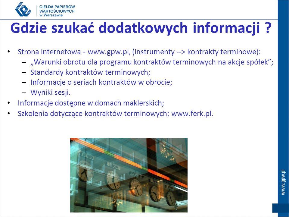 Podatki dla osób fizycznych Od 1.01.2004 r. dochody uzyskiwane przez osoby fizyczne z odpłatnego zbycia kontraktów terminowych oraz z realizacji praw