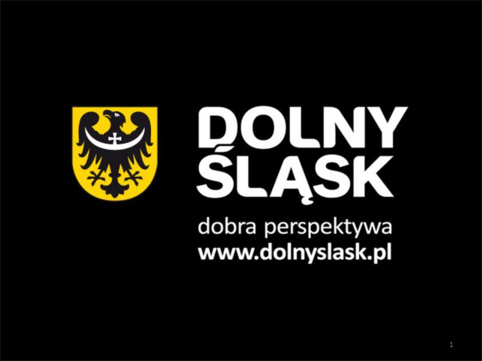 Regionalny Program Operacyjny dla Województwa Dolnośląskiego na lata 2007-2013 12 Załącznik nr 9.