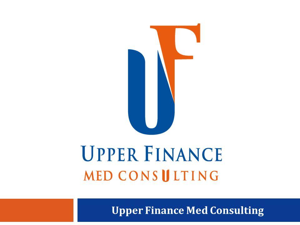 GRUPA UPPER FINANCE UPPER FINANCE CONSULTING SP.Z O.O.