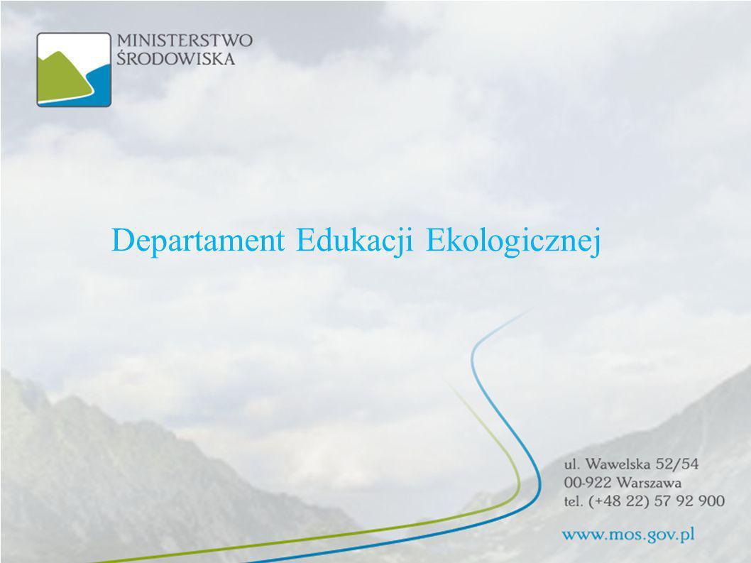Departament Edukacji Ekologicznej