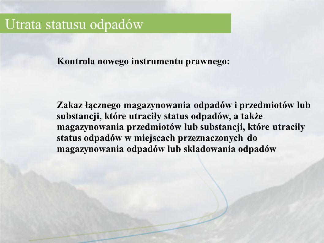 Beata Kłopotek Dyrektor DZIEKUJĘ ZA UWAGĘ Departament Gospodarki Odpadami