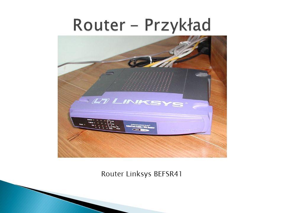 Router Linksys BEFSR41